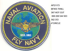 "US Navy ""Fly Navy"" Naval Aviation Patch (Commander, Naval Air Forces)"