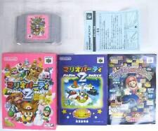 "NINTENDO 64 N64""MARIO PARTY 2""BOXED JAPAN -2"