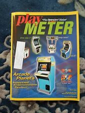 coin-op Amusements may 2001 Play Meter MAGAZINE:special report
