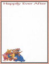 Winnie The Pooh Happily Ever After Stationery Printer Paper 26 Sheets