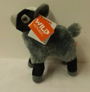 Wild Republic Goat soft toy - new with tags