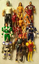 ✨ Custom💥 marvel rangers lot Mafex loose Action Figures💥 Fodder Rare Figuarts