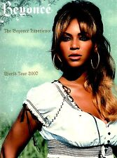 Beyonce 2007 Experience World Tour Program Book / Near Mint 2 Mint