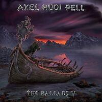 AXEL RUDI PELL - THE BALLADS V  2 VINYL LP+CD NEU
