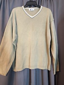 Old Navy Green Sweater Sze Large Mens