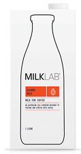 Milk Lab Almond Milk for Coffee (8x1L cartons)