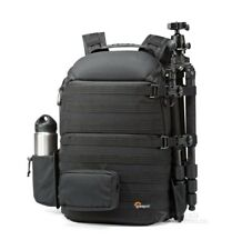 "Lowepro Protactic 450 AW Camera & 15"" Laptop Backpack Black Holds 1-2 Pro DSLR"
