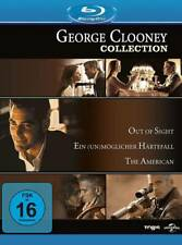 George Clooney Box - Out of Sight - The American - Ein unm. Härtefall - Blu-ray