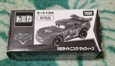 TOMICA CARS RS Lightning McQueen DISNEY PIXAR TAKARA TOMY Novelty RARE