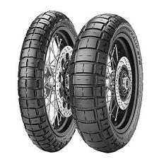 COPPIA PNEUMATICI PIRELLI SCORPION RALLY STR 120/70R19 + 170/60R17