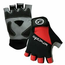 Hawkley Half Finger Cycling Gloves Optimum Sport Large
