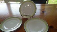 "Franciscan Pottery Gabrielle Bread Plates 6 6"" Round Bread/Dessert Plates 1969"