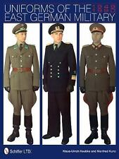 Uniforms of the East German Military 1949-1990 Reference Book
