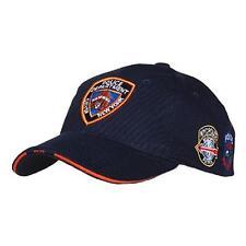 Casquette us avec plusieurs patchs police départemental NY