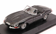 Jaguar E Type Spyder 1962 Black 1:43 Model BEST MODELS