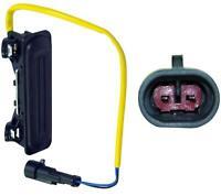 REAR RELEASE HANDLE TAILGATE BOOT LID LOCK FITS FIAT DOBLO MK2 2010 >> 51829929