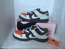Nike SB Dunk Low Oompa Loompa Used Size 9.5 Supreme