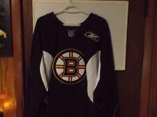Boston Bruins Black Accelerator Reebok NHL Practice Hockey Jersey XL