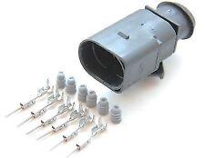 AUDI VW Skoda VAG 6 pin connector plug 3B0973813 3B0 973 813
