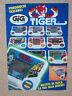 Pubblicità Advertising Werbung Italian 1991 VIDEOGIOCHI GIG TIGER DICK TRACY