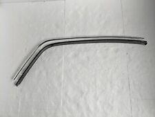 1970-1981 F-body Firebird Trans Am Left Driver Drip Rail Trim Molding & Channel