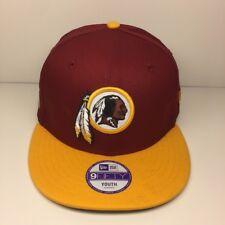 New Era 9 Fifty Gorra Equipo Washington Redskins NFL juvenil ab01b556c6c