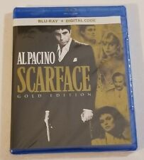 Scarface 1983 Gold Edition Blu-ray + Digital