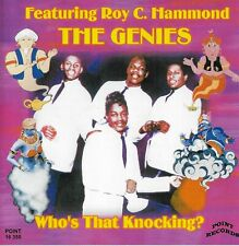 The Genies ( Feat. Roy C. Hammond ) - Who's That Knocking  [ CD Point Records ]