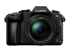 Panasonic Lumix G85 Mirrorless Camera with 12-60mm Lens - Black