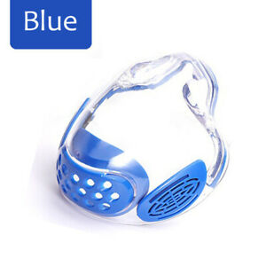 Durable Anti fogging PC Face Mask Shield Combine Transparent Mask