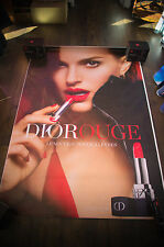 DIOR ROUGE NATHALIE PORTMAN A 4x6 ft Bus Shelter Original Celebrity Poster