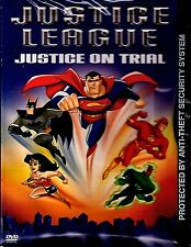 NEW DVD // Justice League - Justice on Trial  //  88 min // Carl Lumbly, George