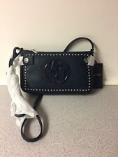 Armani Jeans navy blue messanger bag with dust bag and certificate.