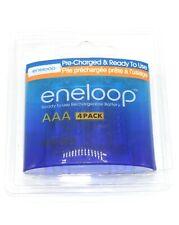 Eneloop AAA Rechargeable Batteries 4 Pack - 2000mAh