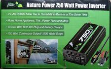 750W/1,500W 120 VOLT AC POWER INVERTOR  NIB, CAR TRUCK PORTABLE POWER ANYWHERE