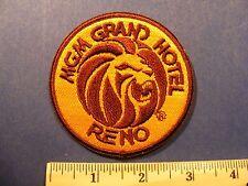 mgm grand hotel, reno patch