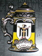 HARD ROCK CAFE KÖLN-COLOGNE-TOLLER FETZIGER PIN KISS-SIG.SERIES 32-in OVP-TOP