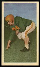 1954 BLUE RIBBON CFL~#44~FRANK MORRIS~EDMONTON ESKIMOS~6 GREY CUP~HALL OF FAME