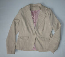 Women's NEW LOOK blazer  jacket  pale pink color size 16 BNWOT