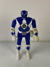 Billy Blue Mighty Morphin Power Rangers Vintage 1993 Flip Head Action Figure