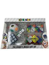 Rubik's Mega Gift Set  - Mixed Puzzle / Brainteaser Selection Pack Gift - New!