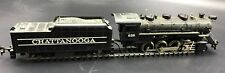 HO Steam Locomotive Chattanooga Railroad (Tyco) Lot H62
