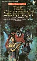 Serpent (The Atlan Saga, No 1) by Gaskell, Jane Book The Fast Free Shipping