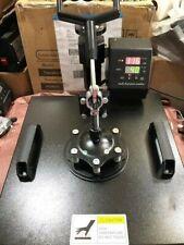 "5IN1 Combo T-Shirt Heat Press Transfer Machine Sublimation Swing Away 15""x15"""