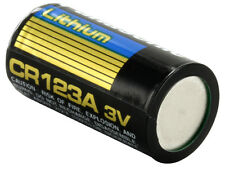 (1) Panasonic CR123 CR123A 123 Lithium Batteries Brand New Made In USA EXP 2024