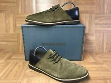 RARE🔥 VANS Taka Hayashi Sierra Trek LX TH Sz 13 Men's Shoes Loden Green Navy LE