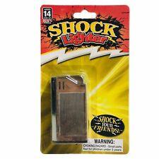Shock Lighter Electric Shocker Novelty Trick Fake Gag Gift Prank