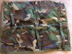 M240B SPARE BARREL BAG WOODLAND CAMOUFLAGE BAG BARREL BAG M240B HOT BARREL BAG