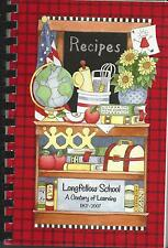 MITCHELL SD 2006 LONGFELLOW ELEMENTARY SCHOOL PTA COOK BOOK *CENTURY OF LEARNING