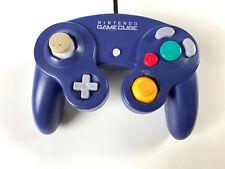 Original Nintendo GameCube Controller lila Purple violeta dol-003 #45